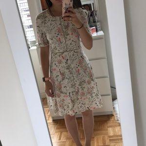 Kooples Flower Dress